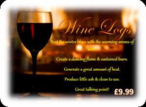 Wine logs